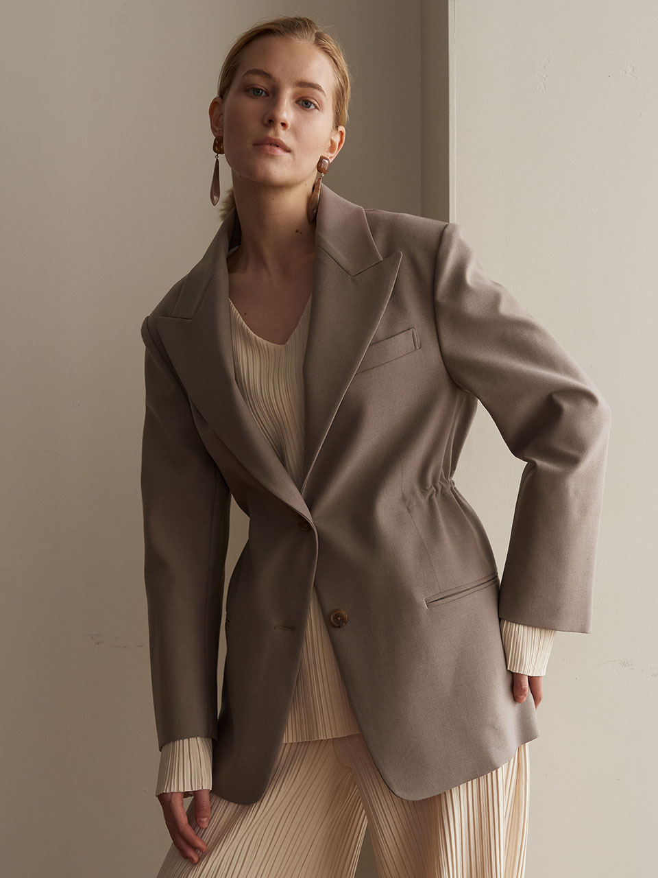 Glass jacket - Gray